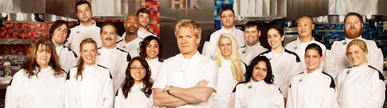 Tập 16 - Hell's Kitchen - Season 10