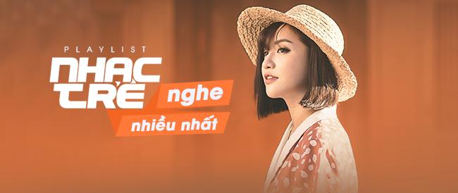 Nhạc Việt Được Nghe Nhiều Năm 2016