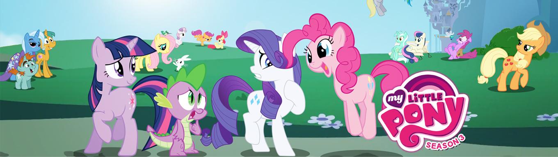 Xem Phim Pony Bé Nhỏ Đáng Yêu - Phần 3 Online