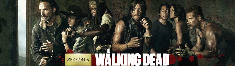 Xem Phim The Walking Dead - Season 5 Việt Sub