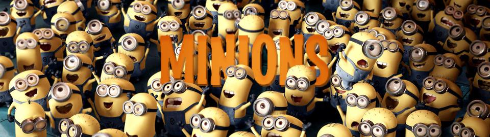 Despicable Me - Minions Banana Song