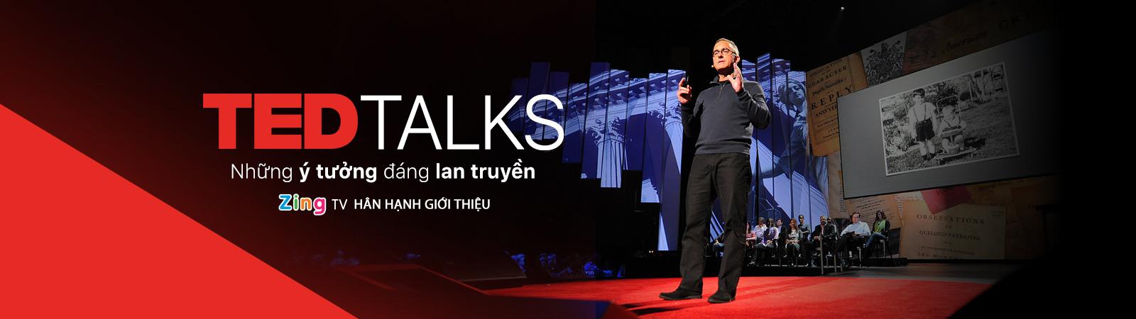 TED Talks: Những Điều Bạn Lầm Tưởng