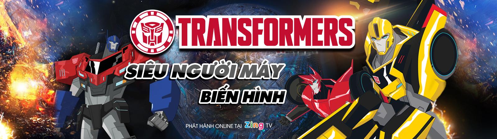 Transformers - Siêu Người Máy Biến Hình Phần 2