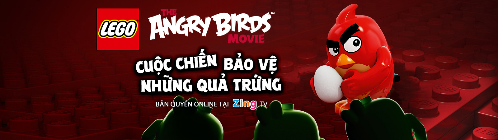LEGO® Angry Birds Movie