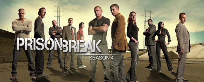 Prison Break - Vượt Ngục - Season 4