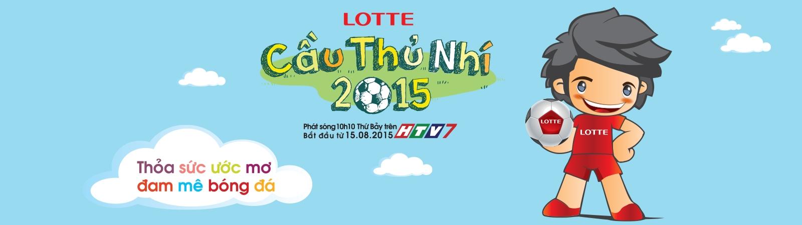 Tập 3 - Cầu Thủ Nhí 2015