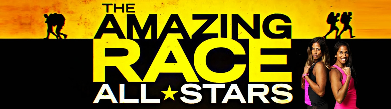 The Amazing Race Season 24 - All Stars