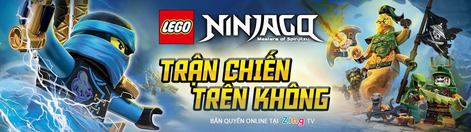 Bí Mật Cơn Lốc Ninjago