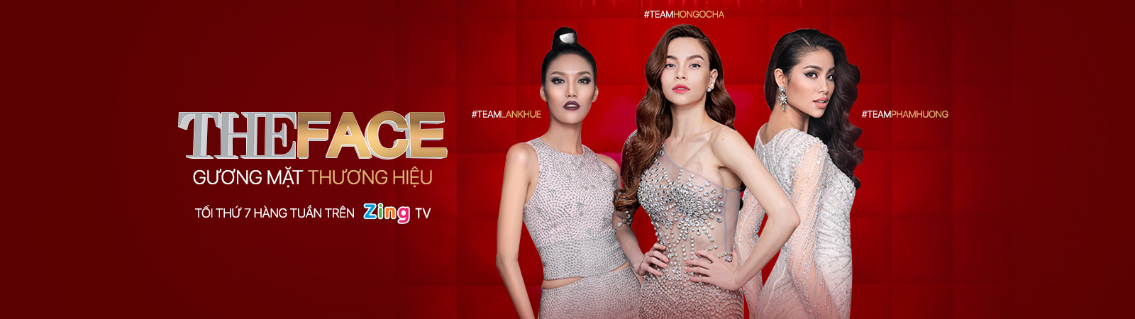 The Face Vietnam 2016 - Gương Mặt Thương Hiệu 2016