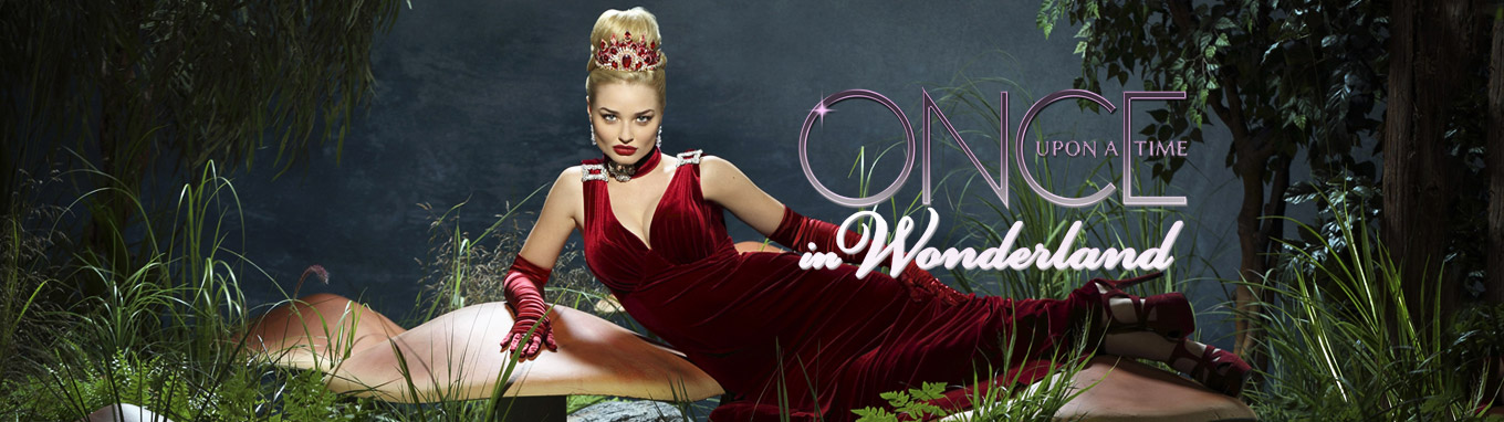 Once Upon a Time in Wonderland - Season 1