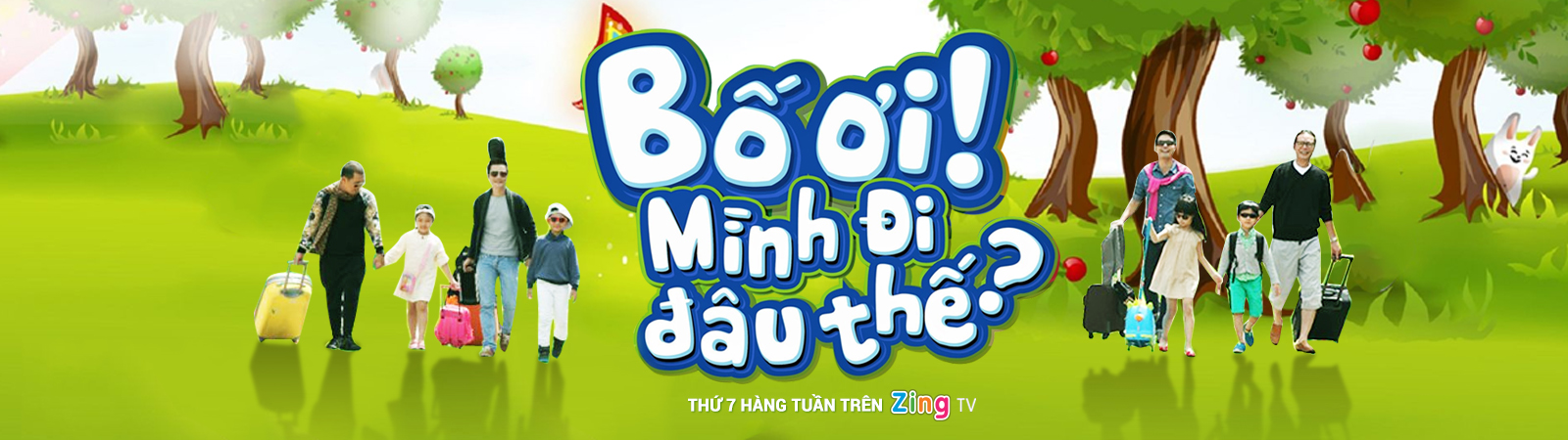 Tập 12 - Bố Ơi, Mình Đi Đâu Thế Việt Nam