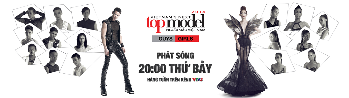 Tập 3 - Vietnam's Next Top Model 2014