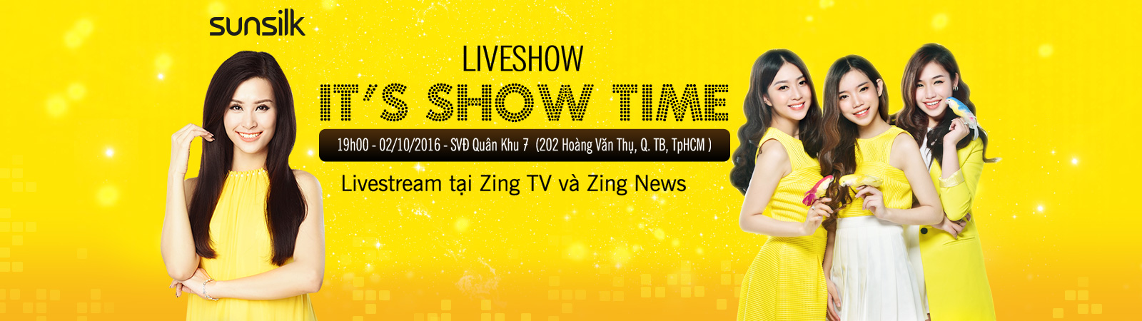 Sunsilk & Đông Nhi - It's Show Time