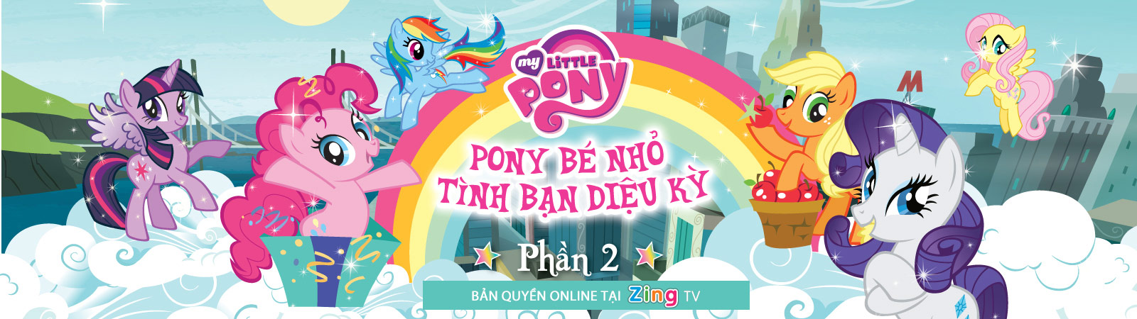 Tập 5 - Pony Bé Nhỏ - Tình Bạn Diệu Kỳ Phần 2