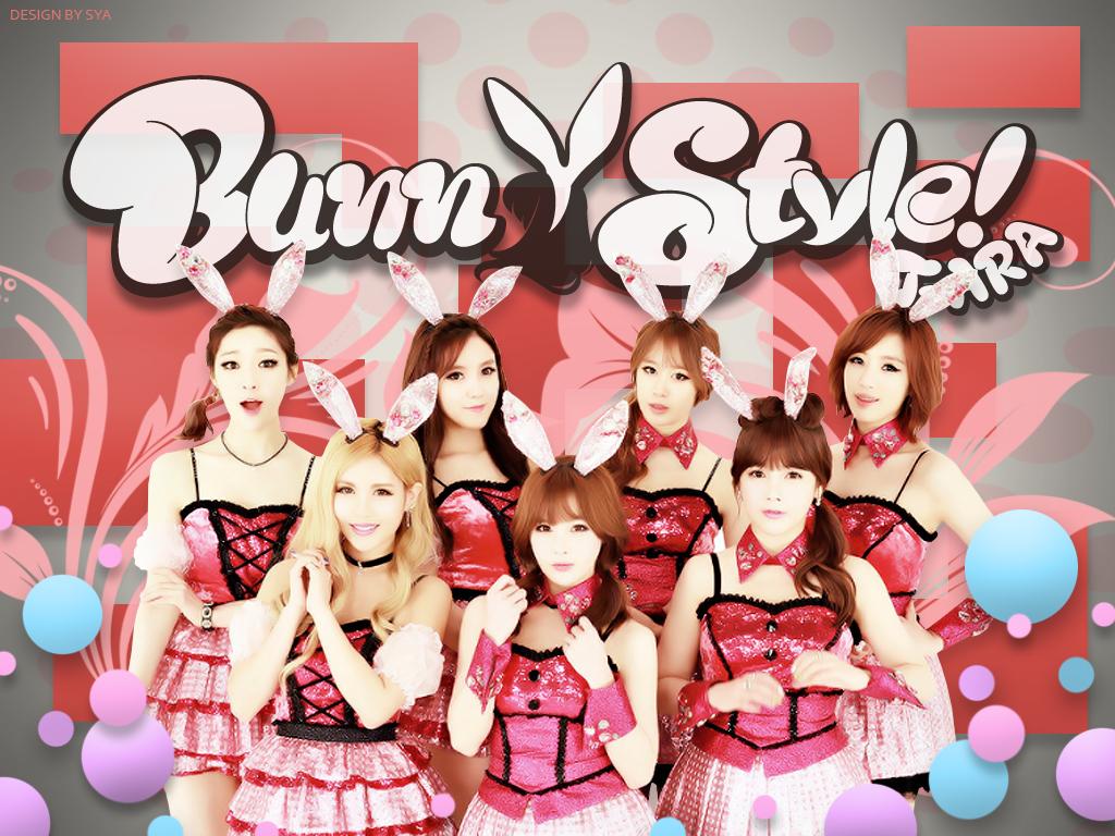 Preorder Taras Japanese Singles Bunny Style  Tara