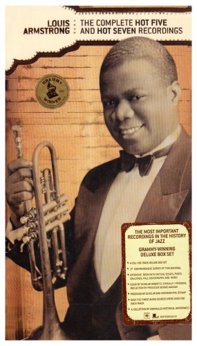 louis armstrong the complete hot five While some may disagree, one thing is certain: after louis louis armstrong: 'the complete hot five & hot seven recordings' august 1, 2001 louis armstrong, one of the greatest entertainers of the 20th century, exuded joy and exuberance as a trumpet player and singer.
