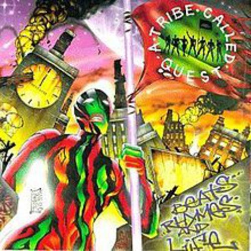 beats rhymes and life a tribe called quest album
