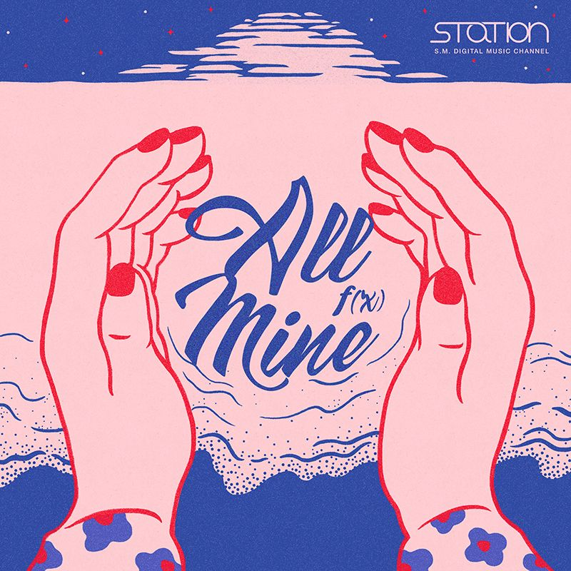 All Mine (Single) - f(x)
