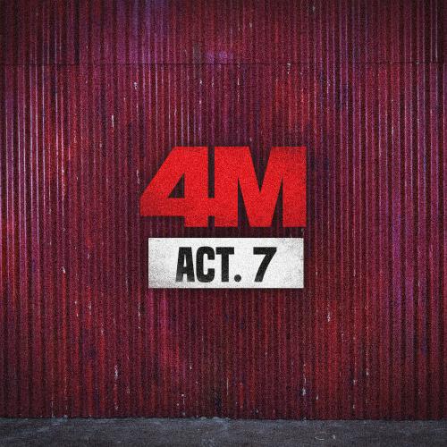 Act. 7 (7th Mini Album) - 4MINUTE