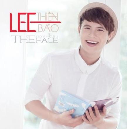 album the face, lee thien bao, album the face, lee thiên bảo, nhạc trẻ 2013, nhạc trẻ HOT 2013, thien bao v.music, thiên bảo V.music