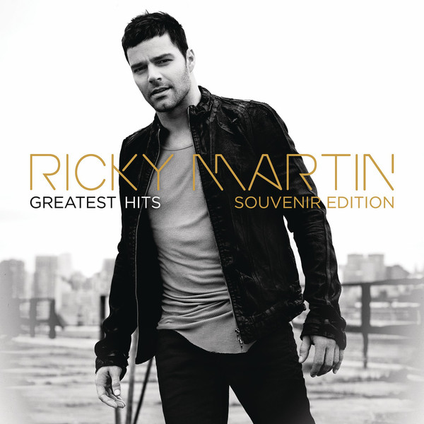 Ricky Martin: Greatest Hits (Souvenir Edition) - Ricky