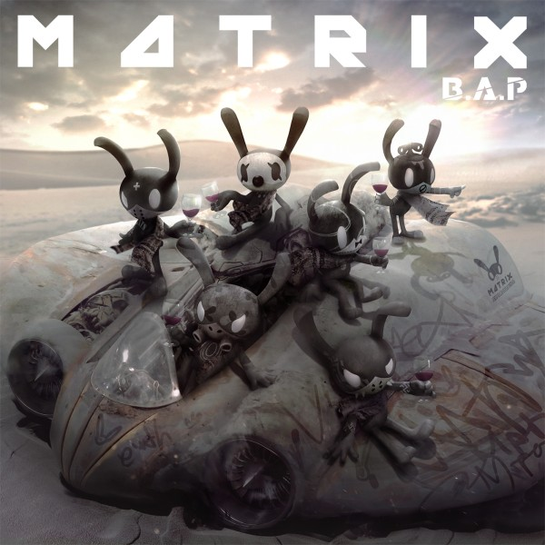 MATRIX (4th Mini Album) - B.A.P