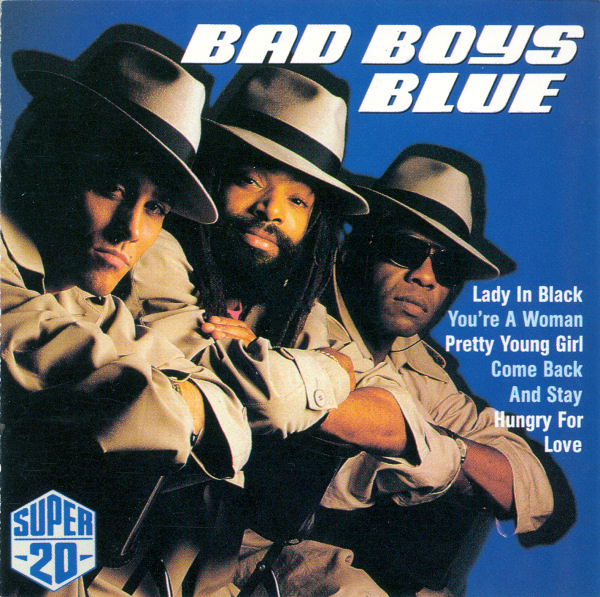 Super 20 - Bad Boys Blue