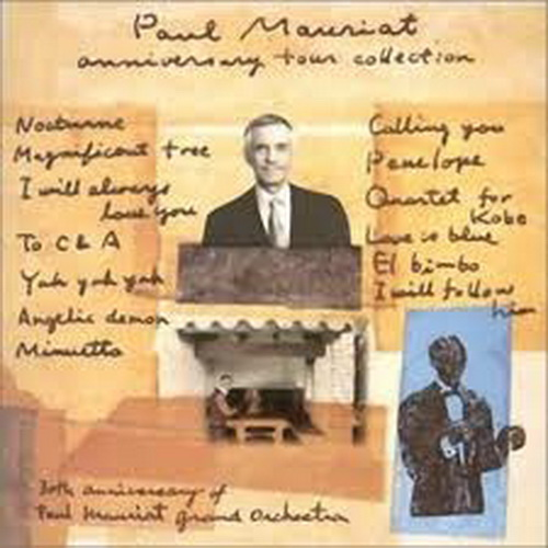 Paul mauriat collection 89 cds lossless classical flac (5702529 paul )