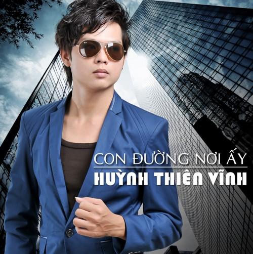 album con duong noi ay, huynh thien vinh, album con đường nơi ấy, huỳnh thiên vĩnh, ca si huynh thien vinh, ca sĩ Huỳnh Thiên Vĩnh