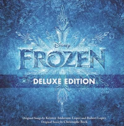 Frozen OST (CD1)