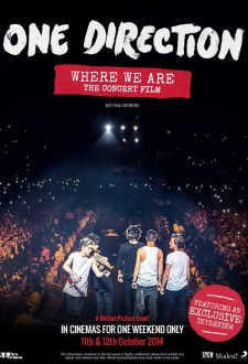 One Direction Concert Movie