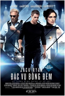 Shadow Recruit 2014 poster