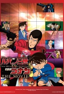 Lupin đệ tam đối đầu thám tử Conan Movie 1