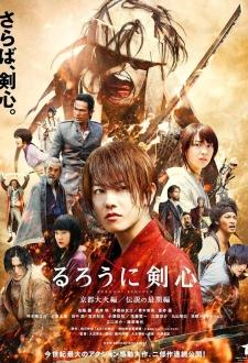 Lãng Khách- Đại Hỏa Kyoto - Rurouni Kenshin- Kyoto Inferno
