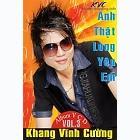Ca sĩ Khang Vĩnh Cường