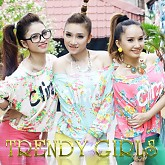 Trendy Girls Band