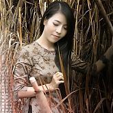 Hình ảnh ca sĩ Trầm Hương