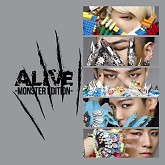 ALIVE: MONSTER EDITION - BIGBANG