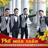 Album Phố Mùa Xuân - Nhóm Nam Việt
