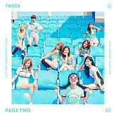 Album PAGE TWO (2nd Mini Album) - TWICE