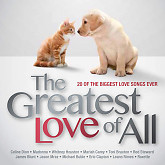 Greatest Love Of All-Various Artists