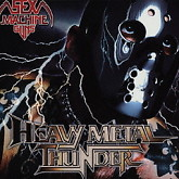 Heavy Metal Thunder - Sex Machineguns