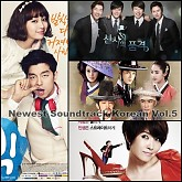 Newest Korean Soundtracks Vol.5 - Various Artists