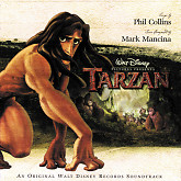 Disney's Tarzan Soundtrack - Phil Collins