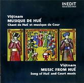 Album Ca Huế & Nhạc Cung Đình