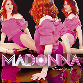 Hung Up EP (US 5'' CDS - USA) - Madonna