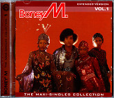 The Maxi-Singles Collection Vol 1 -  Boney M
