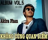 Không Cùng Quan Điểm (Single) - Akira Phan