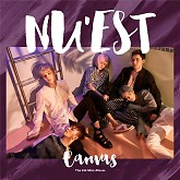 Album CANVAS (The 5th Mini Album) - NU'EST