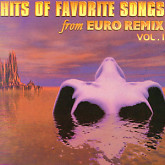 Hits Of Favorite Songs From EURO Remix Vol 1 - Various Artists